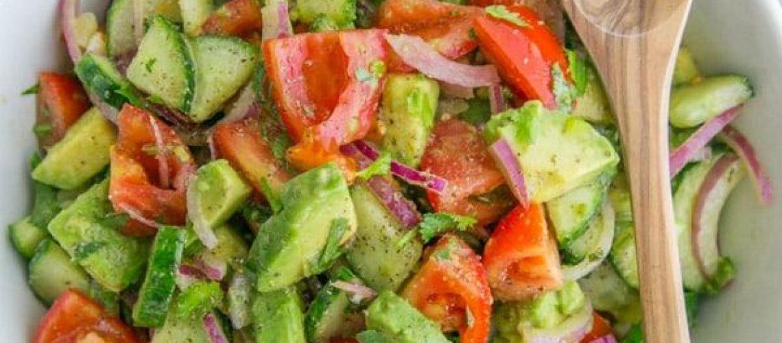 av salad